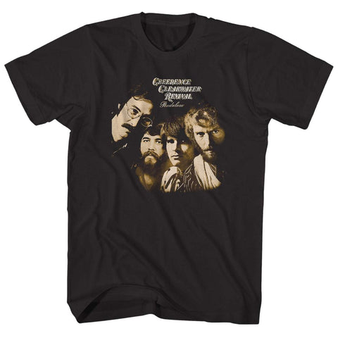 Imported T-SHIRT Pendulum Album Art Creedence Clearwater Revival T-Shirt