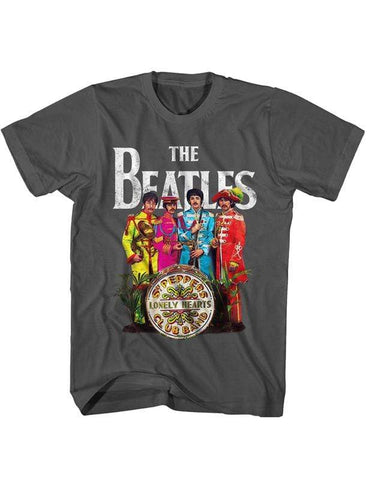 Imported T-SHIRT Portrait The Beatles T-Shirt