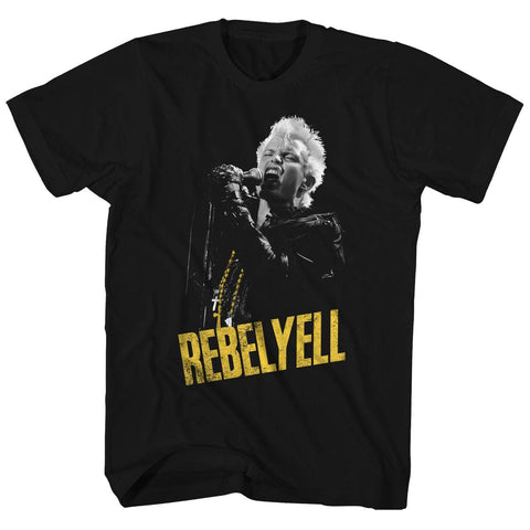 Imported T-SHIRT Rebel Yell Billy Idol T-Shirt