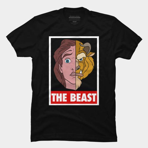 Imported T-SHIRT The Beast