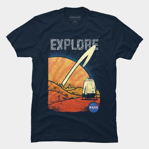 Imported Tshirt Nasa 6