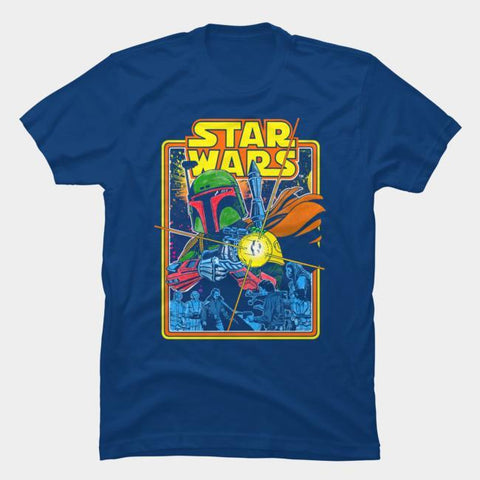 Imported Tshirt Star Wars 15