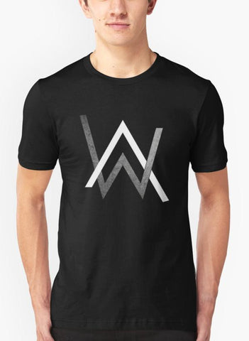 Imtiaz Zuhaib T-SHIRT Alan Walker Black T-shirt