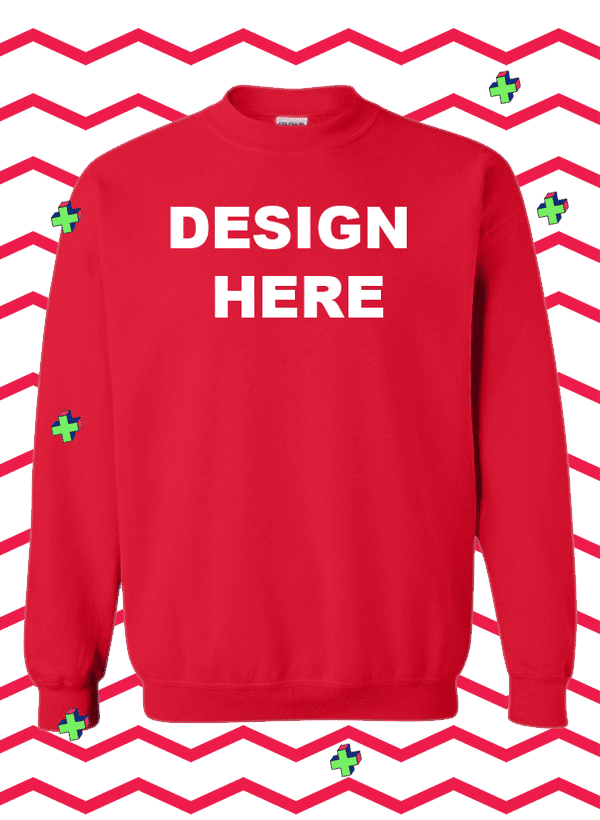 6a9d987034e inkyproduct Sweatshirts Design Your Own Unisex Sweat Shirt In Pakistan
