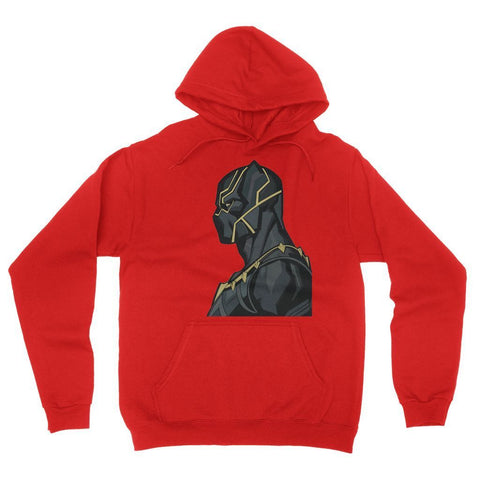 kite.ly Apparel S / Red California Fleece Pullover Hoodie