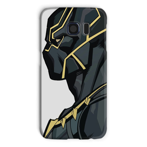 kite.ly Phone & Tablet Cases Galaxy S6 / Snap / Gloss Black Panther By Hassan Sheikh Phone Case