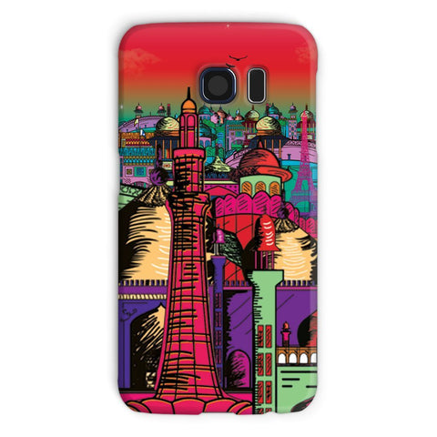 kite.ly Phone & Tablet Cases Galaxy S6 / Snap / Gloss Lahore on Drugs Phone Case