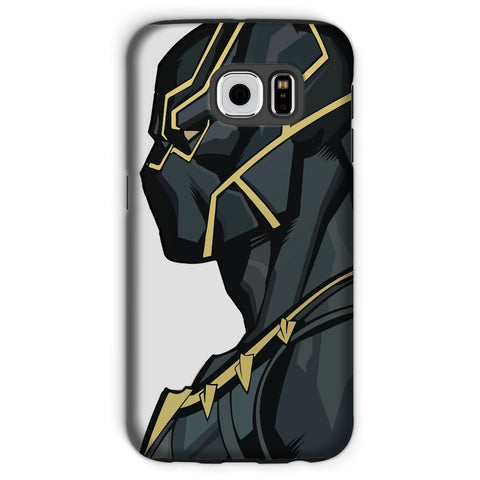 kite.ly Phone & Tablet Cases Galaxy S6 / Tough / Gloss Black Panther By Hassan Sheikh Phone Case
