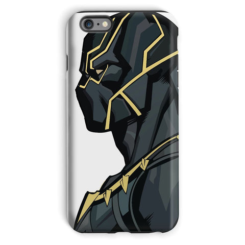 kite.ly Phone & Tablet Cases iPhone 6 Plus / Tough / Gloss Black Panther By Hassan Sheikh Phone Case