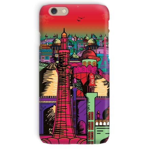kite.ly Phone & Tablet Cases iPhone 6 / Snap / Gloss Lahore on Drugs Phone Case