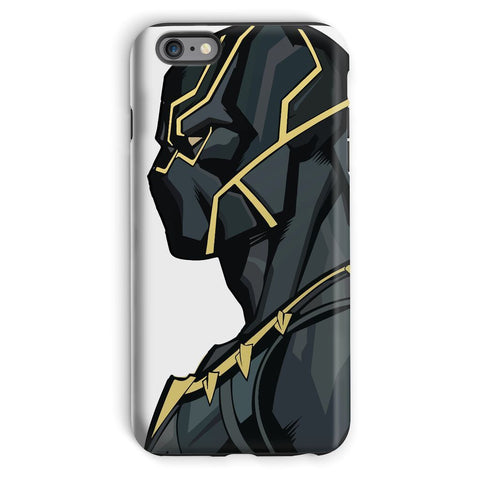kite.ly Phone & Tablet Cases iPhone 6s Plus / Tough / Gloss Black Panther By Hassan Sheikh Phone Case