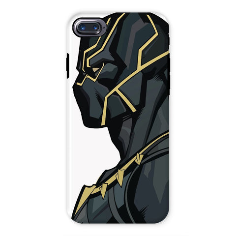 kite.ly Phone & Tablet Cases iPhone 7 / Tough / Gloss Black Panther By Hassan Sheikh Phone Case