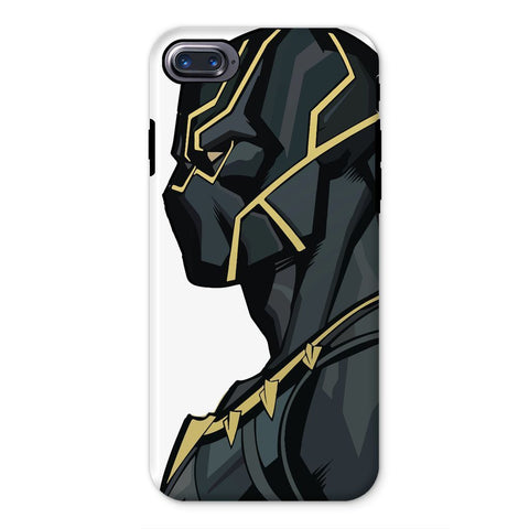 kite.ly Phone & Tablet Cases iPhone 8 / Tough / Gloss Black Panther By Hassan Sheikh Phone Case