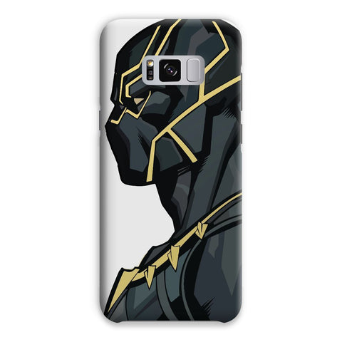 kite.ly Phone & Tablet Cases Samsung S8 Plus / Snap / Gloss Black Panther By Hassan Sheikh Phone Case