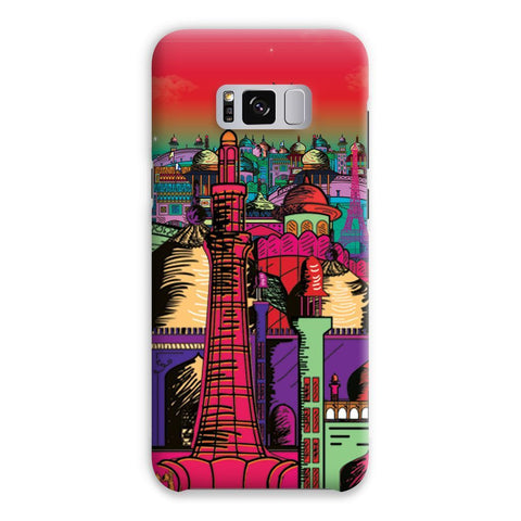 kite.ly Phone & Tablet Cases Samsung S8 Plus / Snap / Gloss Lahore on Drugs Phone Case