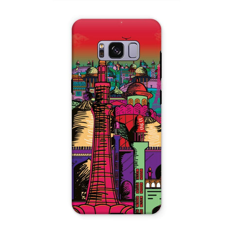 kite.ly Phone & Tablet Cases Samsung S8 Plus / Tough / Gloss Lahore on Drugs Phone Case