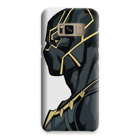 kite.ly Phone & Tablet Cases Samsung S8 / Snap / Gloss Black Panther By Hassan Sheikh Phone Case