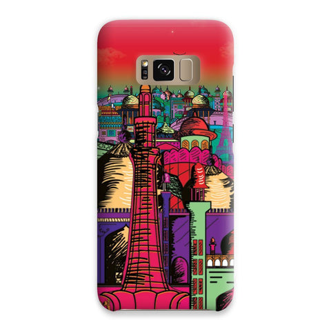 kite.ly Phone & Tablet Cases Samsung S8 / Snap / Gloss Lahore on Drugs Phone Case