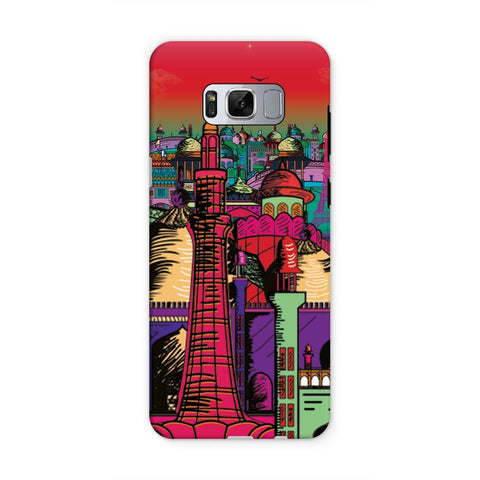 kite.ly Phone & Tablet Cases Samsung S8 / Tough / Gloss Lahore on Drugs Phone Case