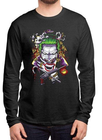 M Nidal Khan T-shirt Suicide Squad Full Sleeves T-shirt