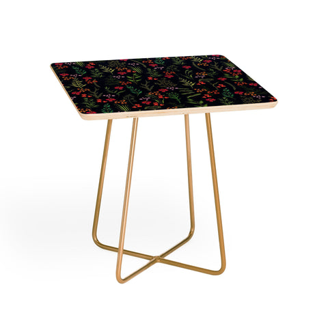 Maham Ali Side Table ABOLINA BLACK SIDE TABLE