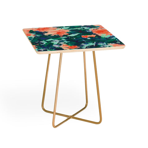 Maham Ali Side Table ABSTRACT GARDEN SIDE TABLE