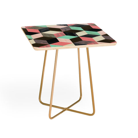 Maham Ali Side Table DASH AND ASH SIDE TABLE