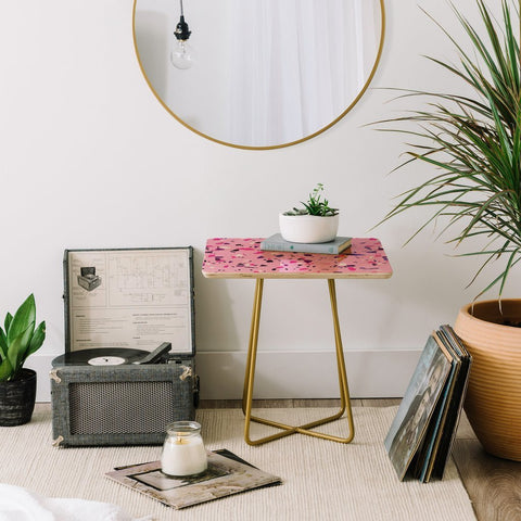 Maham Ali Side Table PINK STYLE SIDE TABLE