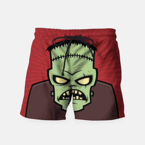 Maria Shorts Frankenstein Monster Shorts
