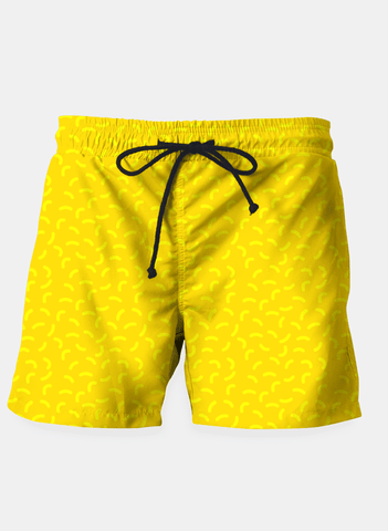 Maria Shorts Mac N' Cheese Fer Real Shorts