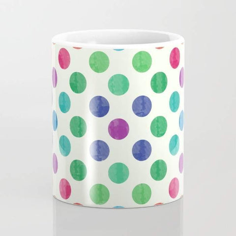 Mugs Mug Lovely Dots Pattern III Mug