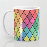 Mugs Mug Lovely geometric Pattern XI Mug