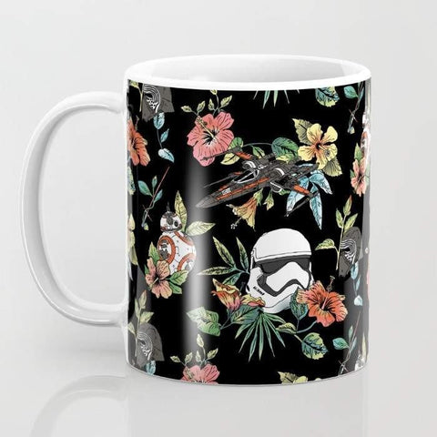 Mugs Mug The Floral Awakens Mug