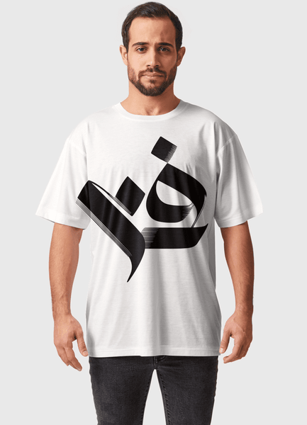Naheed T-SHIRT ART ALL OVER PRINTED MEN T-SHIRTS