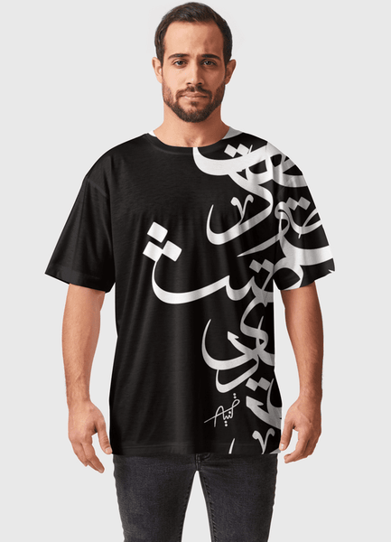 Naheed T-SHIRT FARAS  ALL OVER PRINTED MEN T-SHIRTS