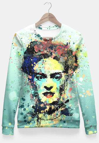 Sadaf Hamid Sweat Shirt Frida Fitted Waist Sweater Women