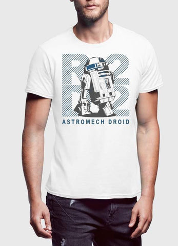 STAR WAR T-SHIRT R2D2