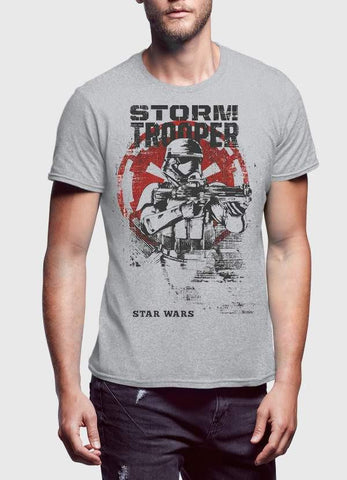 STAR WAR T-SHIRT STORM TROOPER Half Sleeves Tshirt
