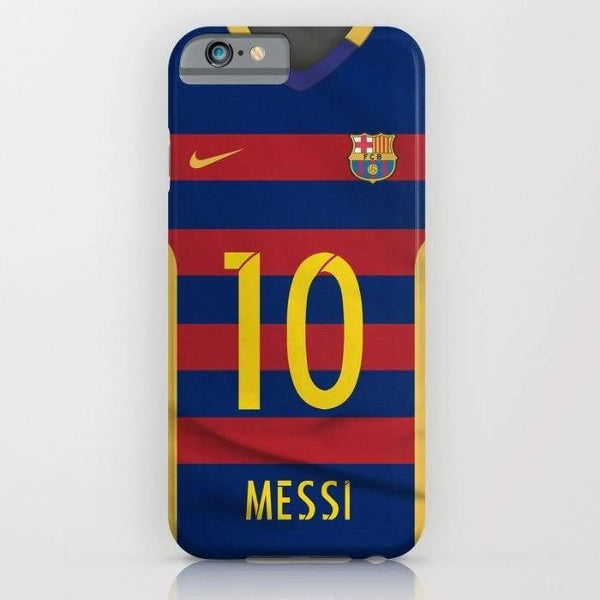 Threadless Mobile Cover Barcelona Messi Mobile Cover