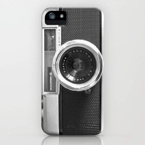 Threadless Mobile Cover Camera Mobile Cover