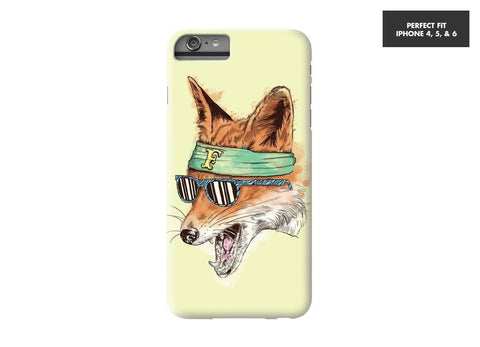 Threadless Mobile Cover Foxy Mobile Cover