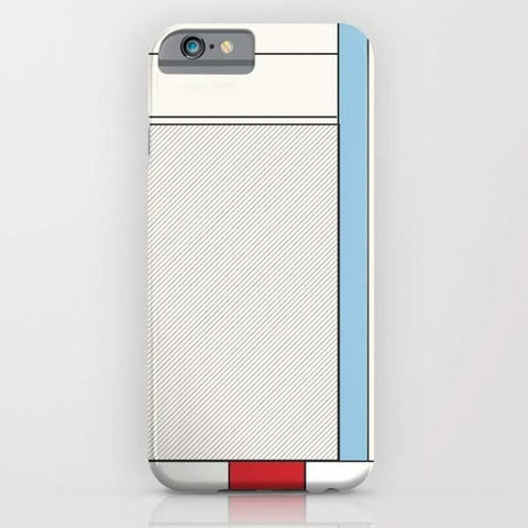 Threadless Mobile Cover From Chaos to Order Mobile Cover