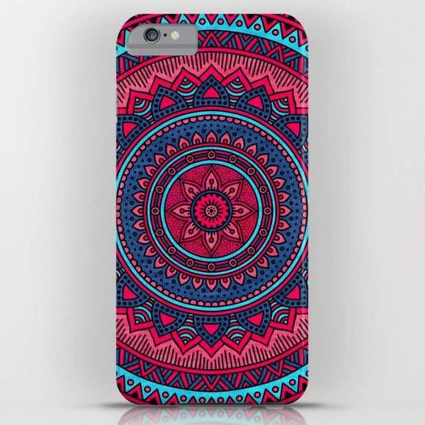 Threadless Mobile Cover Hippie Mandala 46 Mobile Cover