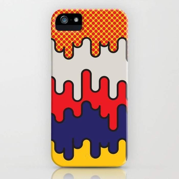 Threadless Mobile Cover Lichtenstein Mobile Cover