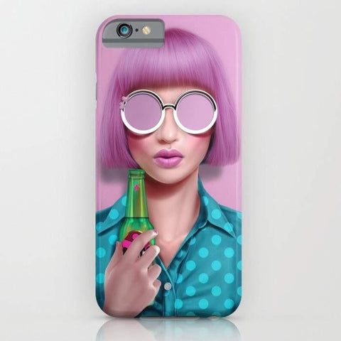 Threadless Mobile Cover Magic Potion Gulio Mobile Cover