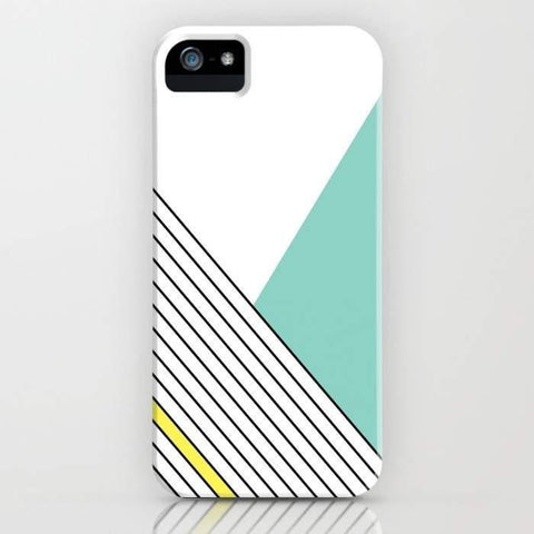 Threadless Mobile Cover Minimal Complexity Mobile Cover