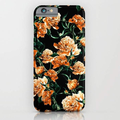 Threadless Mobile Cover Peonies II Mobile Cover