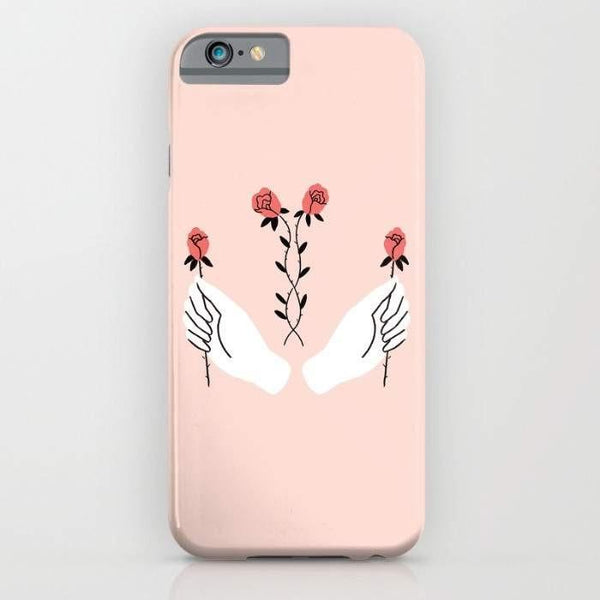 Threadless Mobile Cover Roses Mobile Cover