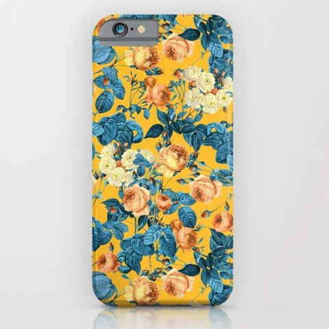 Threadless Mobile Cover Summer Botanical II Mobile Cover