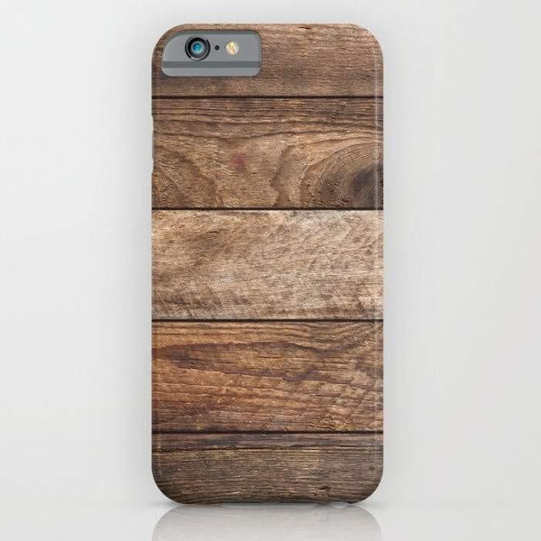 Threadless Mobile Cover Vintage Wood Mobile Cover